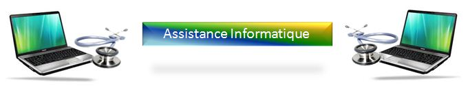 Banniere assistance informatique